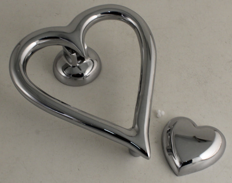 Heart Door Knocker Second Examples