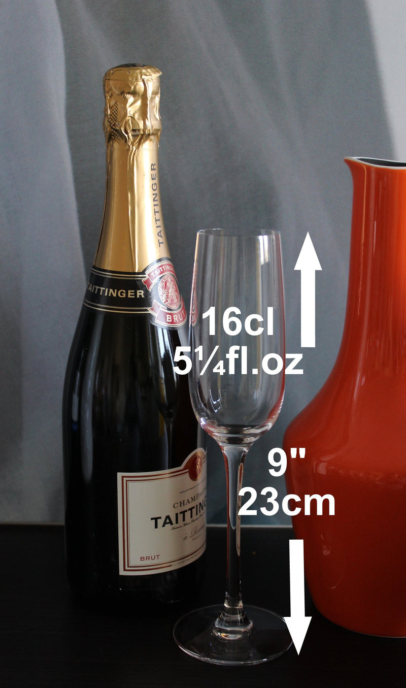 Champagne Lifestyle Glasses