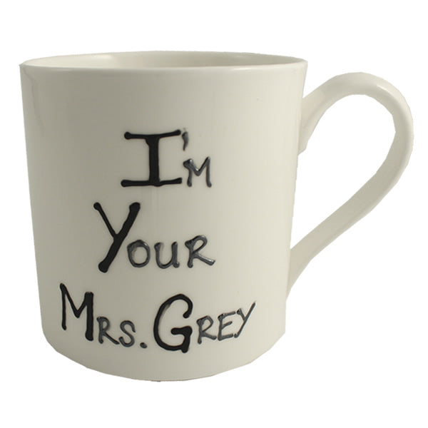 I'm Your Mrs Grey Mug: Gift Valentines