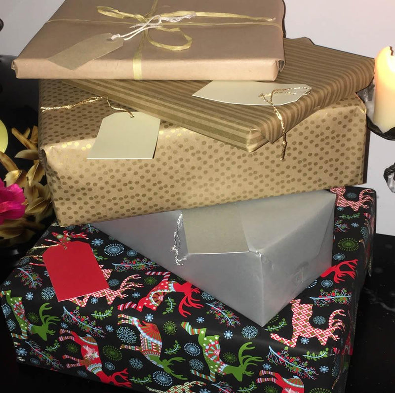 Gift Wrap Examples
