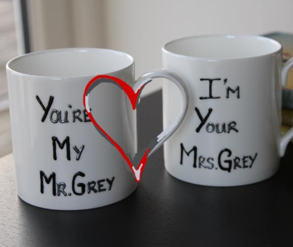 You're My Mr Grey Mug: