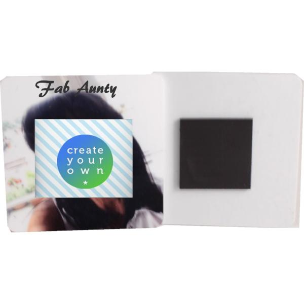 Personalised Customized Gift Photo Magnet: