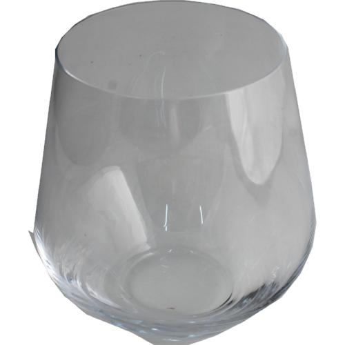 Titanium Crystal Stemless Red Wine Glass/Tumbler