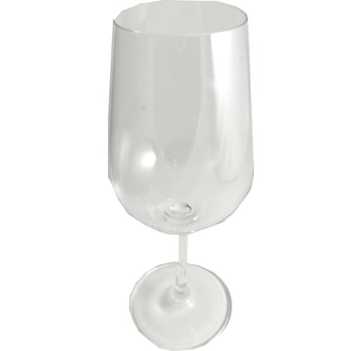 Titanium Crystal Wine Glass