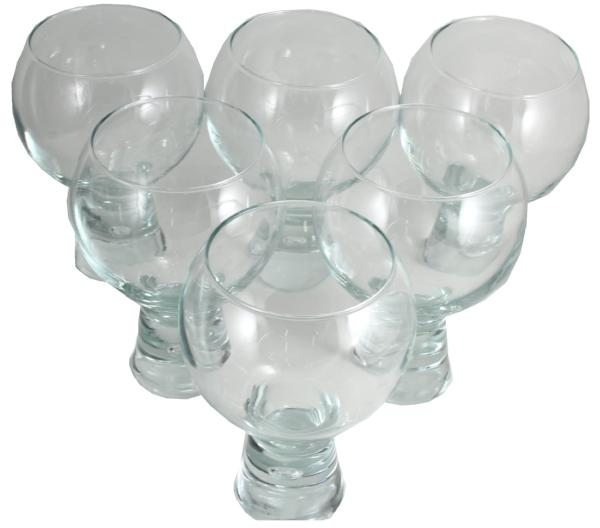 Gin and Tonic Bubble Glass: Set 6