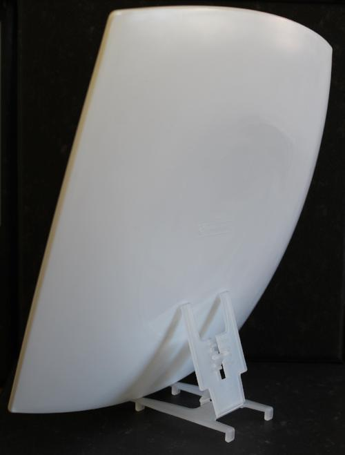 Display Stand for Plate