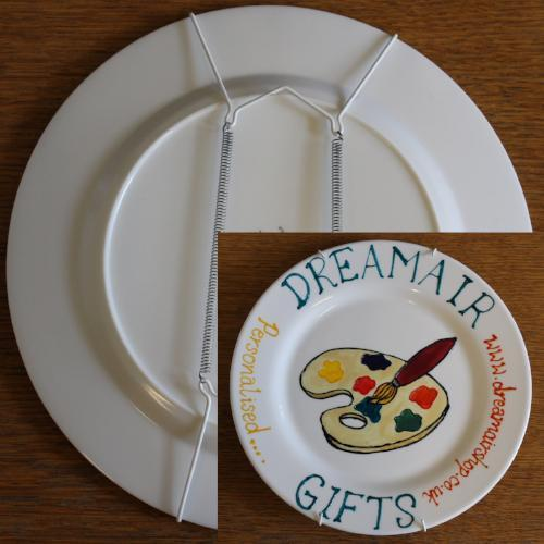 Wall Hanger for Plate