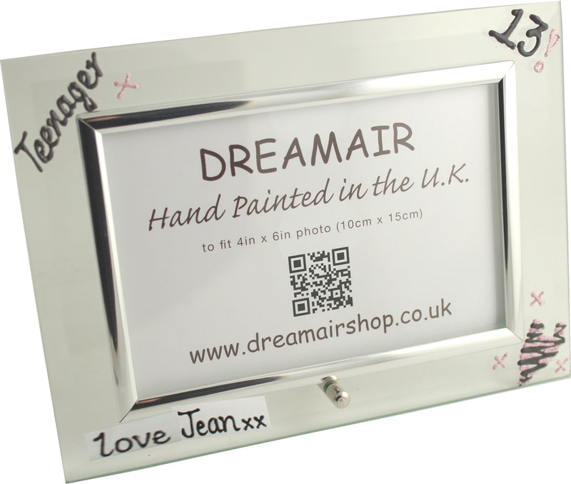 Personalised 13th Birthday Photo Frame