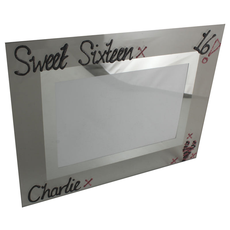 Personalised photo/picture frame Land
