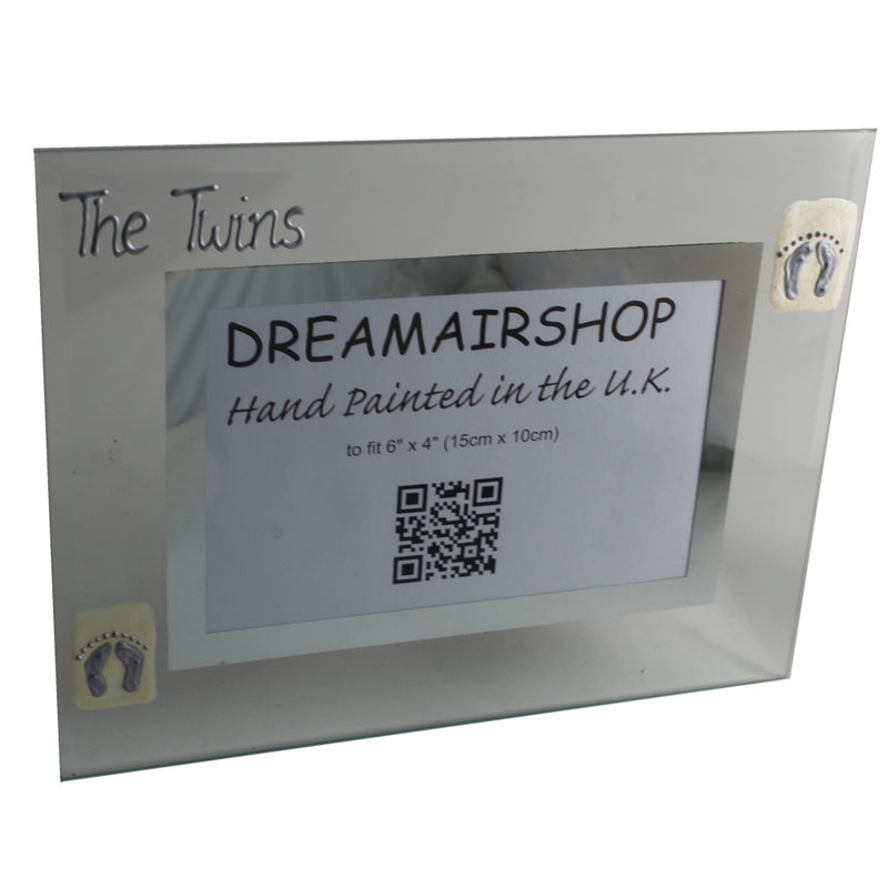 The Twins Gift Photo Frame: Land