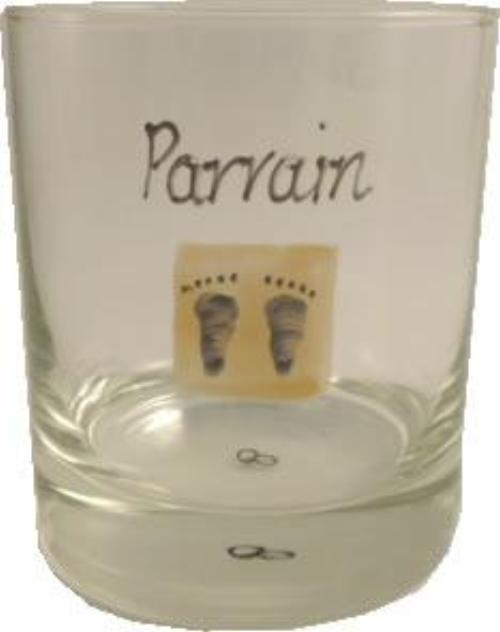 Parrain verre à whisky - Godfather Whisky Glass (Feet)