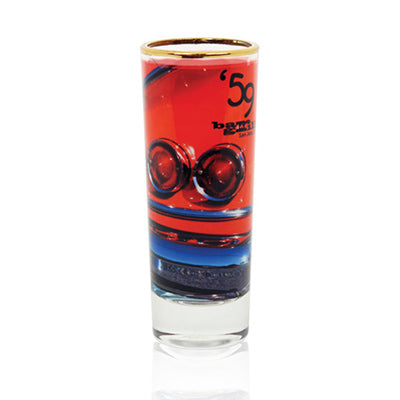 2.5 oz Sublimation Shooter Glass