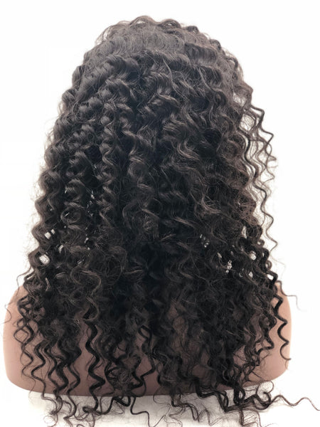 Brazilian Exotic Wave Full Lace