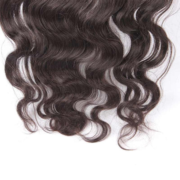 "Brazilian Wavy 13""x6"" Lace Frontal"