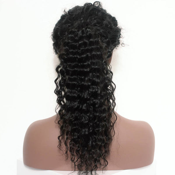 Cambodian Deep Wavy Full Lace