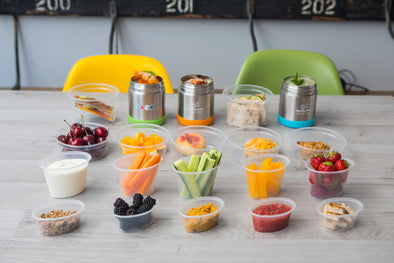 My Guide to Healthy School Lunch Ideas