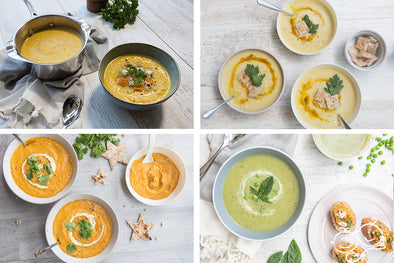 Our Top 7 Child Friendly Soup Recipes