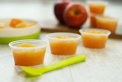 Apple and Swede Purée