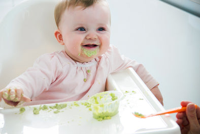 Helpful Tips for Weaning