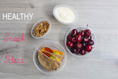 Healthy Snack Ideas for a Lunchbox