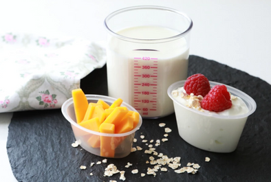 Dairy: Nutrition Guide for Young Children