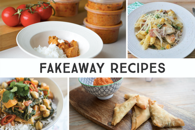 8 Deliciously Healthy Fakeaways