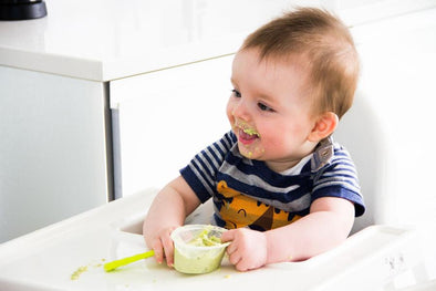 Weaning Recipes 6-12 months