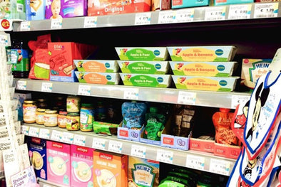 The Facts On Shop Bought Baby Food