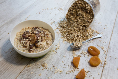 Homemade Coconut Muesli