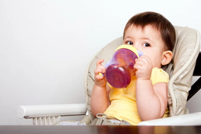 Suitable Drinks For Babies & Children