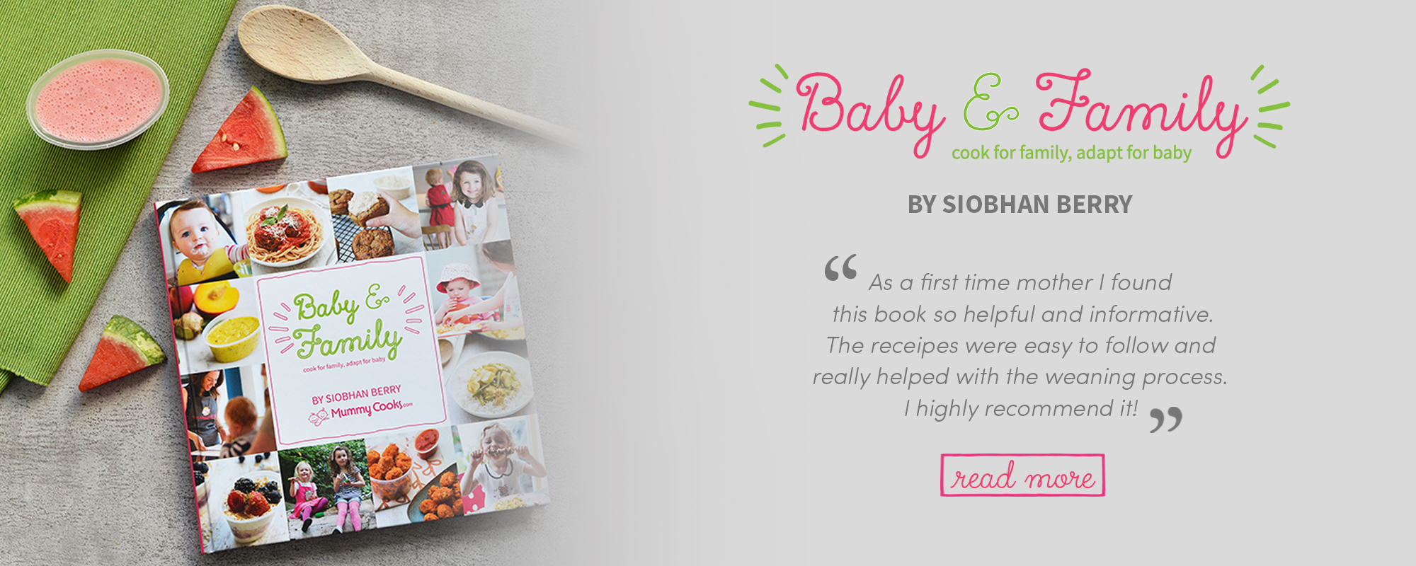 Baby and Family book
