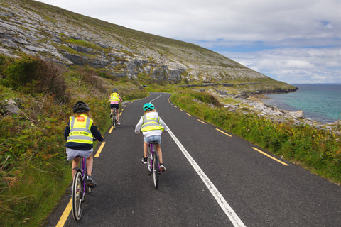 Cycle in Co. Clare
