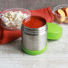 Green Food Flask