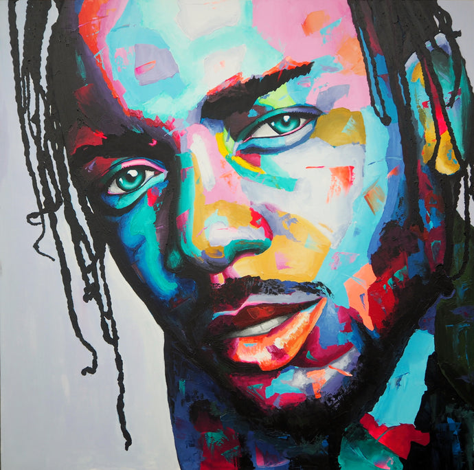 Kendrick Artwork