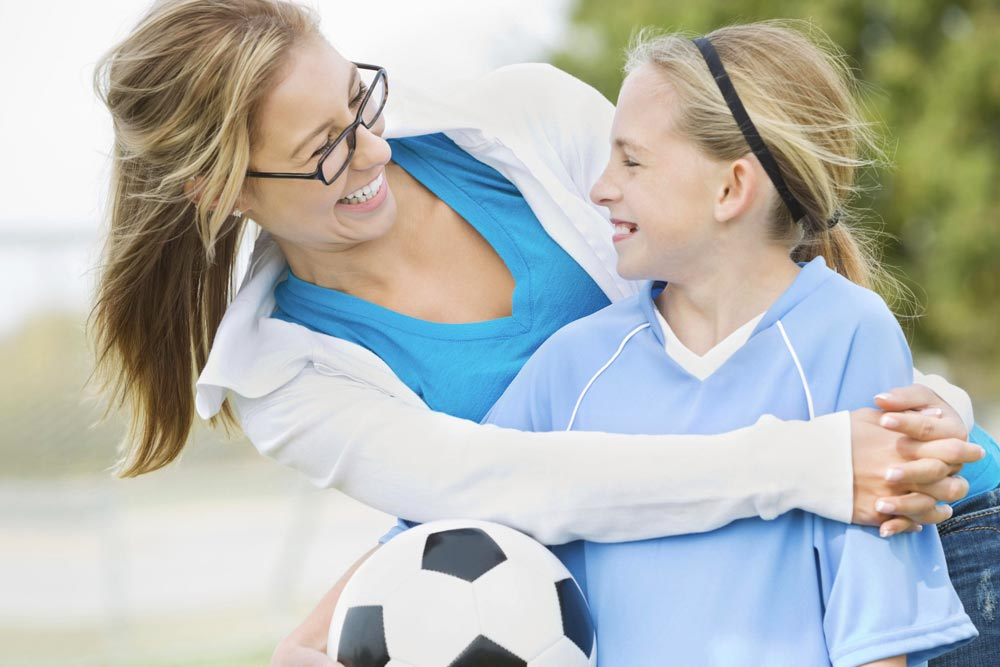 Three Tips for Being the Best Team Mom