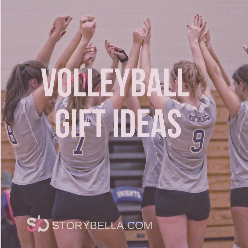 Top 5 Girls Volleyball Gifts for Players, Teams & Coaches