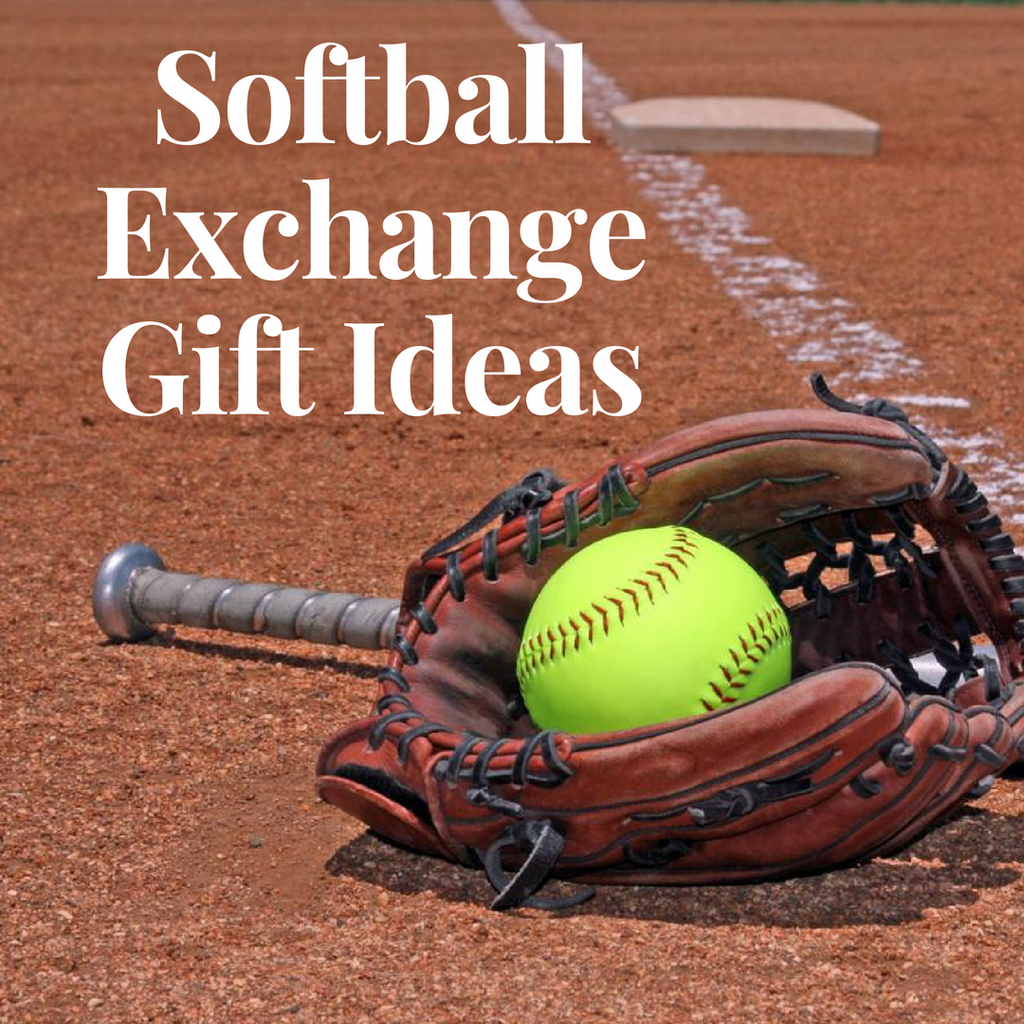 Softball Exchange Gift Ideas