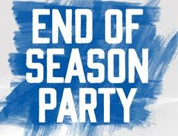 End of the Season Party Ideas