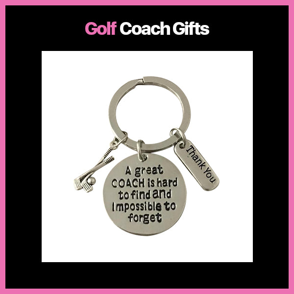 Golf Coach Gifts