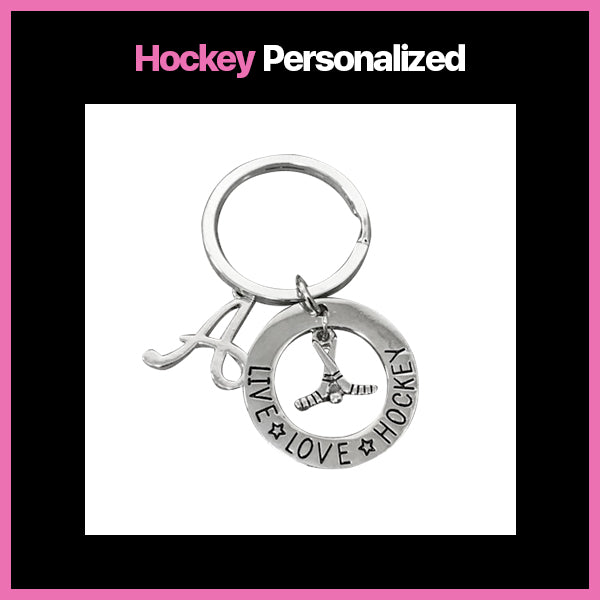 Personalized Hockey Accessories