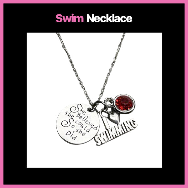 Swim Necklaces