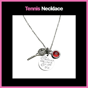 Tennis Necklaces