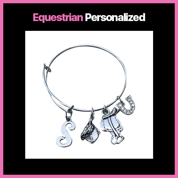 Personalized Equestrian Accessories