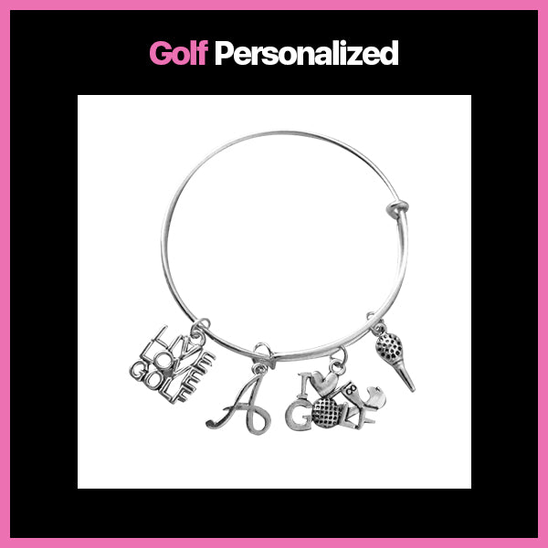 Personalized Golf Jewelry