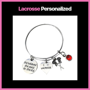 Personalized Lacrosse Accessories