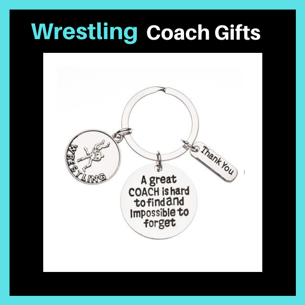 Wrestling Coach Gifts