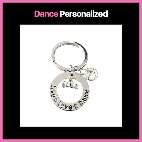 Personalized Dance Accessories