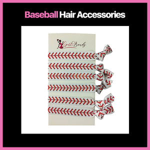 Baseball Hair Accessories