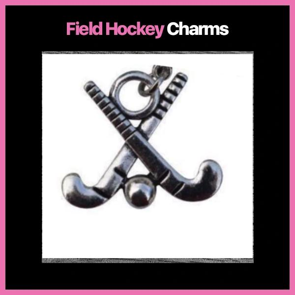 Field Hockey Charms