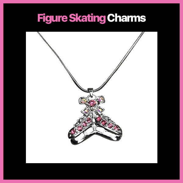 Figure Skating Charms